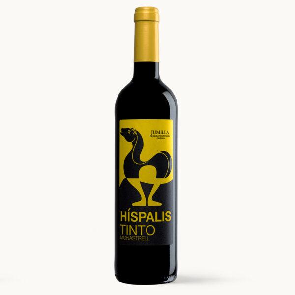Vino-Hispalis-tinto-Monastrell-jumilla-spain-tienda-online